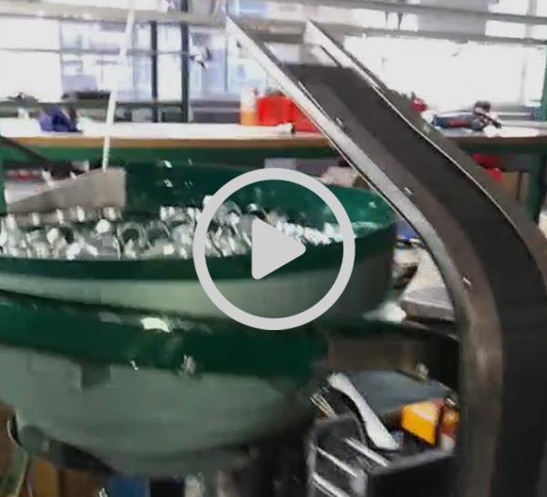 风扇组装机视频